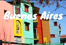 Things to do in Buenos Aires / Buenos Aires - a city full of passion, spirit, and indulgence. Aside from chowing down on endless steaks and guzzling delicious wine, there are so many things to do in Buenos Aires that we want to share with you.  (Having said that, steak and wine are both involved on this board... we couldn't help ourselves.)