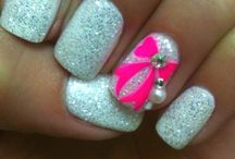 Nails / Nail ideas for all the girls  Fun for the family