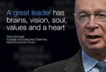 Annual Meeting Quotes 2014 / Memorable quotes from the Annual Meeting 2014 / by World Economic Forum