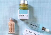 Indie Lee (Australia) / Indie Lee is a range of 100% natural, eco-luxe skin care products – cleansers, oils, serums, toner and moisturisers – using only the finest natural ingredients, without chemicals, toxins, or synthetics. SHOP THE RANGE: http://iamnaturalstore.com.au/Indie-Lee_bymfg_64-4-1.html