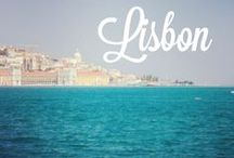 Things To Do In Lisbon / We've had a long love affair with Lisbon. From sunrise to sunset, this city is alive with cafes, green spaces, shops, and art galleries. We want to take you off the beaten path to discover the real Lisbon! Follow this map to find the best local hidden gems. / by Urban Adventures