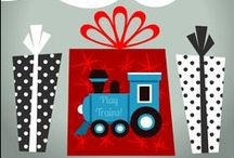 Train Gifts for Kids / A collection of gifts for kids who LOVE trains! These are our recommendations for the best train gifts for every child on your list: babies, toddlers, preschoolers, and beyond.