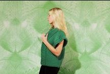 GO GREEN / It's the right thing to do.  / by WE ARE KNITTERS