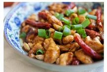 Food - Dinner, Asian / Asian and Asian inspired dinner dishes.  / by Beej Powers