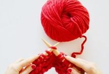 R(ED)OMANCE / Paint the town red.  / by WE ARE KNITTERS