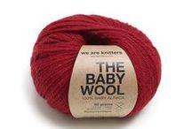 BABY ALPACA / the softest yarn, baby Alpaca from Peru