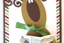 Karten basteln Weihnachten