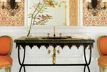 Bathrooms / by allaboutvignettes.blogspot.com