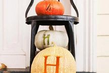 Embracing Fall / Fall crafts. Fall holiday decor. Fall activities. Autumn ideas.