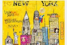 new york city  / by Maryann