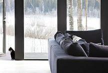 L I V I N G / by Elle Design Studio