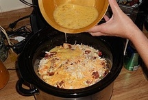 Crock Pot ideas / by Phyllis Narvell
