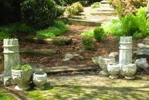 My Garden / by allaboutvignettes.blogspot.com