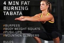 Workouts / HIIT. Tabata. Workouts to do.