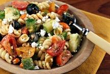 salads, veggies & sides / by Miranda Miller