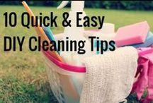 All natural cleaning products  / Recipes