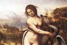 Greek Mythology Art / Greek gods, mythical heroes, and artists' imagination through the centuries.
