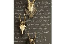 antlers / by allaboutvignettes.blogspot.com