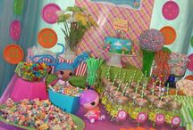 Girl Birthday Party Ideas / Birthday party themes, activities, games for girls.