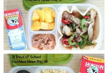 Lunches / School lunches, lunches to pack, work lunches, healthy lunch options