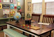 Play/ School room ideas