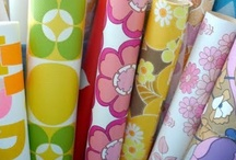 Paper and Fabric {print and design}