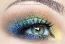 makeup makeup makeup / by Tam L