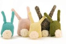 Knit. / Things to knit and purl.