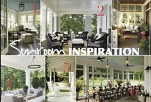 Great look for a porch / by No. 29 Design