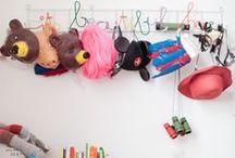 kids ♥ rooms / kids room inspiration & styling  / by Knuffels à la carte