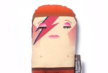 cuddly ♥ celebrity dolls / Knuffels à la carte ♥ celebrity dolls