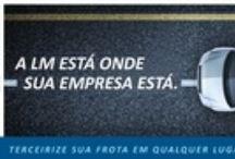 Campanhas / Imagens de campanhas e ações de comunicação e marketing da LM Transportes