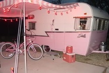 Vintage Campers / Not just for camping anymore