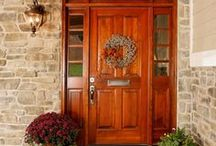 Home - The Front Door / by Janice Newman