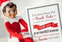 Elf on the Shelf / by Janice Newman