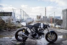 Bikes  / by Nick