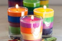 Candles, Because I Love Them / by Whitney Scarborough