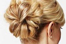 Beauty: Hair Ideas / by Jennie Griffin
