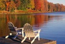 Adirondack chairs / by Janice Newman