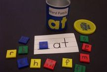 Literacy / sight words, phonics, literacy games