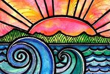 You are my Sunshyne / You are my sunshine my only sunshine......