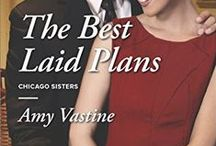 The Best Laid Plans / Inspiration for second book in the Chicago Sisters Series for Harlequin Heartwarming