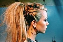 Braids / With a few twists and turns of the strands, you can create some amazing stylish looks without changing your cut or color. Here are some how-to's or come in and let us do this for you.