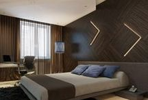 WALLS THAT WOW / Interesting wall finishes, features and ...