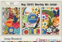 {Monthly Mix}