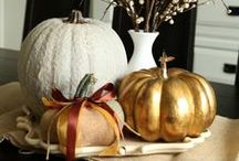 Fall Themed Weddings / Ideas for those interested in all things fall! This may include dark red and oranges, pumpkins, halloween and more!