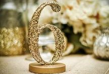 Glitter and Sparkle Themed Wedding / Ideas for those who love lots of sparkle and glamour!