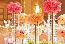 Elegant Chic Themed Weddings / Ideas for those who love things classy and simple.