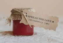 Wedding Favors / Great ideas so your guests will remember your special day forever!
