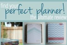 Planners and Printables / Planners, Printables, Planning Sheets, etc.